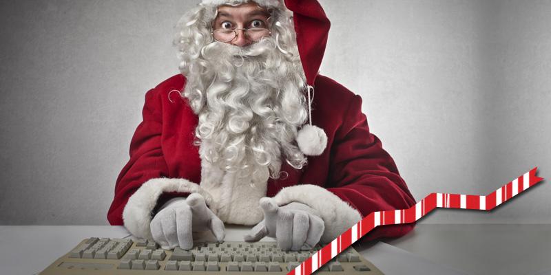 e-commerce sales holidays 2014 fulfillment logistics